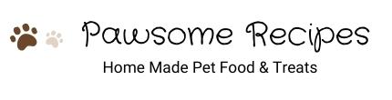 Pawsome Recipes logo