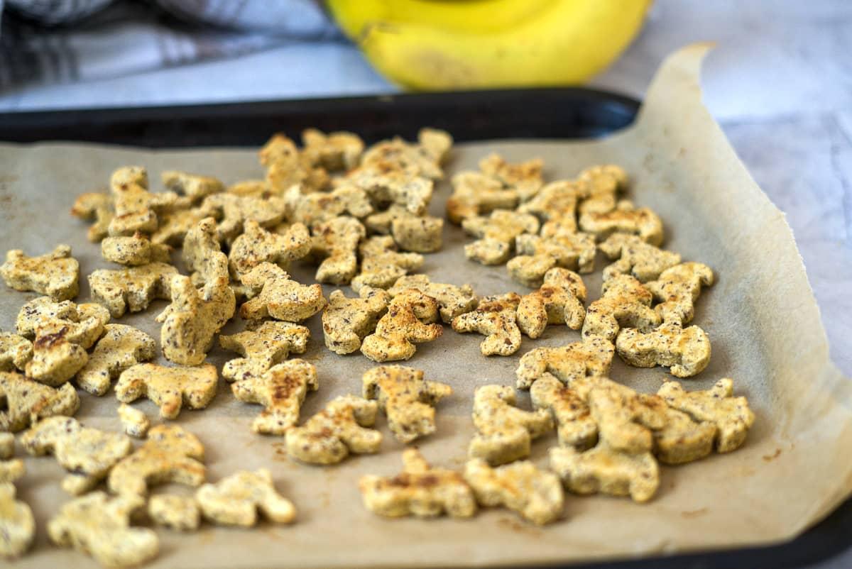 baked dog treats